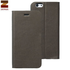 Zenus Metallic Diary iPhone 6 Case - Bronze