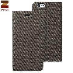 Zenus Metallic Diary iPhone 6 Case - Bronze