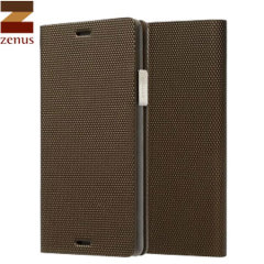 Zenus Metallic Diary Samsung Galaxy Note 4 Case - Bronze