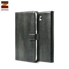 Zenus Modern Classic Diary for Samsung Galaxy Tab 3 7.0 - Dark Grey