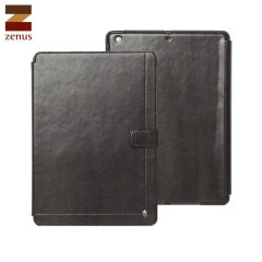 Zenus Neo Classic Diary iPad Air - Dark Grey