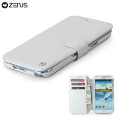 Zenus Samsung Galaxy Note 2 Minimal Diary Series Case - White