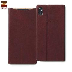 Zenus Sony Xperia Z2 Toscana Diary Case - Wine