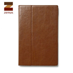 Zenus Toscana Diary for Sony Xperia Z2 Tablet Stand Case  - Brown