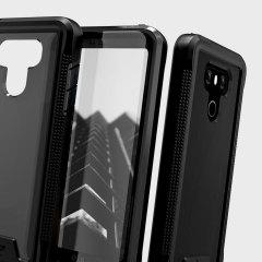 Zizo Ion Series LG G6 Tough Case & Screen Protector - Black