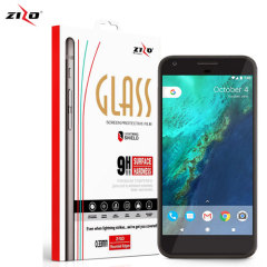 Zizo Lightning Shield Google Pixel XL Tempered Glass Screen Protector