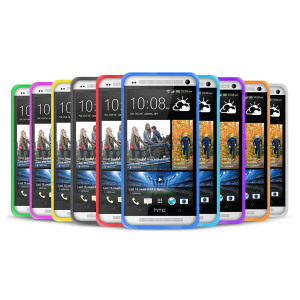 10-in-1 Silicone Case Pack for HTC One M7