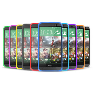 10-in-1 Silicone Case Pack for HTC One M8