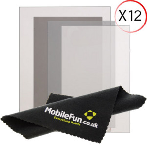12 in 1 Universal Screen Protector Pack