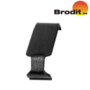 Befestigen Sie Ihre Brodit-Halter mit der speziell angefertigten rechten ProClip-Halterung an Ihrem Armaturenbrett. Hergestellt speziell für den Volkswagen Passat 05-09