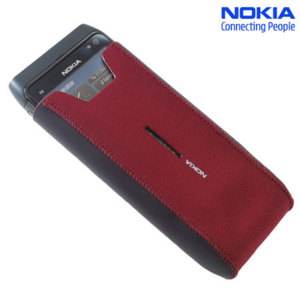 Nokia CP-503 Carry Case - Burgundy
