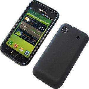 FlexiShield Skin For Samsung Galaxy S - Black