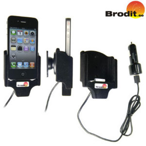 Brodit Active Holder with Tilt Swivel - iPhone 4