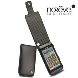 Noreve Tradition A Leather Case for Nokia N8 - Black