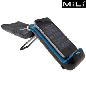 MiLi Pico Power Projector For iPhone / iPod - Black