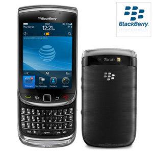 Sim Free Blackberry Torch 9800