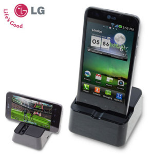 LG SDT-200 Multimedia Desk Dock For LG Optimus 3D