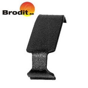 Sujete su Soporte de móvil para coche al salpicadero de su vehiculo con esta base ProClip