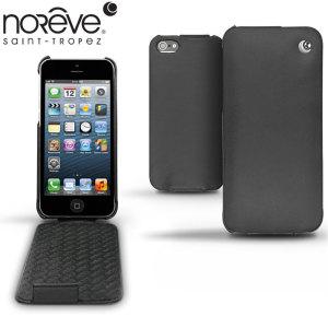 Protégez votre iPhone 5S / 5 avec cette housse en cuir authentique