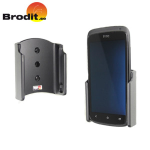 Use your HTC One S safely in your vehicle with this small, neat and discreet Brodit Passive holder.