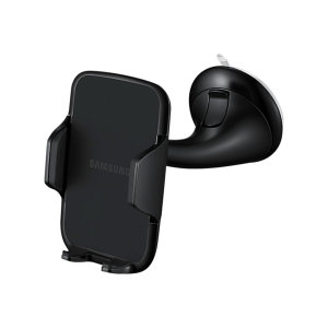 Dock your phone safely in the car with this Genuine Samsung Universal Vehicle Dock Car Holder and Windscreen Mount, ideal for when you use your phone as a Sat Nav.