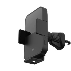 Dock your phone safely in the car with this Genuine  Samsung Universal Vehicle Dock Car Holder and Windscreen Mount, ideal for when you use your phone as a Sat Nav. Officially designed this Samsung car holder is universal, adjusting to all phones.