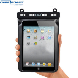 Keep your iPad Mini 3 / 2 / 1 safe and dry with the Waterproof iPad Mini case from Overboard.