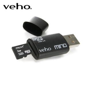 Veho VSD-003 Micro SD USB Card Reader