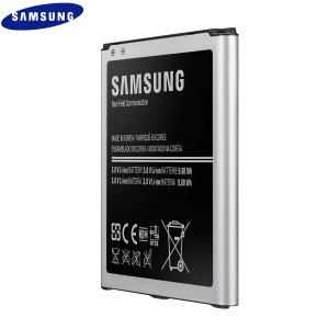 This official Samsung replacement battery for your Samsung Galaxy S4 ensures that you have plenty of  reliable power. Also features built-in NFC.