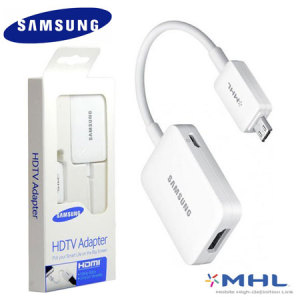 Samsung Galaxy S5 / S4 / Note 4 / 3 MHL 2.0 HDTV HDMI Adapter