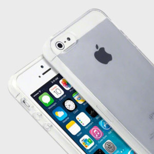 Coque iPhone 5S / 5 FlexiShield – 100% Transparent