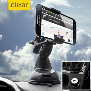 Maintenez votre Samsung Galaxy S4 Mini en toute sécurité pendant que vous conduisez votre voiture avec ce support ajustable DriveTime.