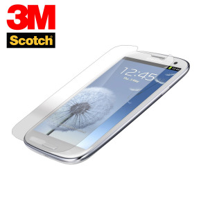 3M Scotch Film Lite Galaxy S3 Screen Protector