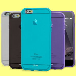 4 PackFlexiShield iPhone 6 Gel Cases