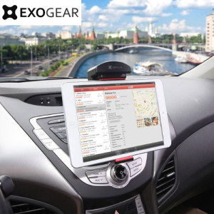 "Exogear ExoMount Tablet S CD for 5.5"" to 8"" Devices - Black"