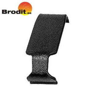 Adjunte los soportes de Brodit para el Nissan 350 Z 03-09 con el centro de montaje ProClip bajo pedido.