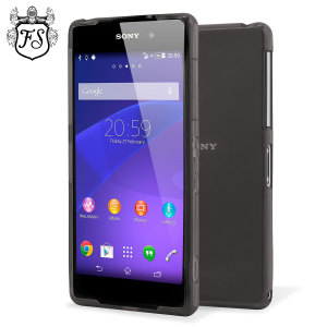 Custom molded for the Sony Xperia Z2, this smoke black ultra thin Flexishield case provides slim fitting, durability and protection against damage.
