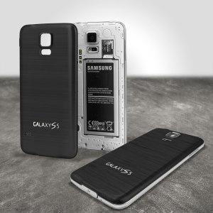 Ideaal als vervanging of als reserve, deze achterkant cover biedt een perfecte pasvorm voor de Samsung Galaxy S5.