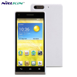 Nillkin Super Frosted Shield Huawei Ascend G6 Case - White