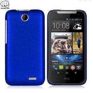 Proteggi il tuo HTC Desire 310 con questa sottile custodia a guscio di ToughGuard. Colore blu.