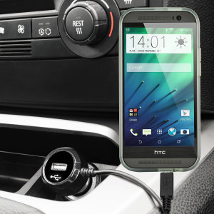 Cargador de Coche HTC One M8 Olixar High Power