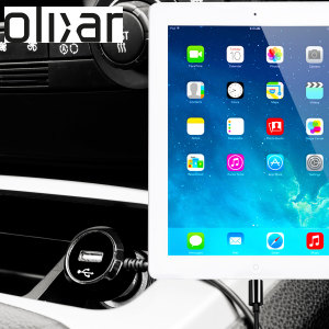 Cargador de Coche iPad 4 Olixar High Power