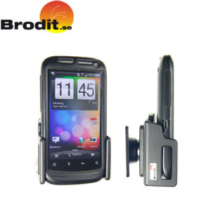 Use your smartphone safely in your vehicle with this small, neat and discreet Brodit Universal Passive holder, complete with tilt swivel.
