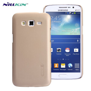 Specifically made for the Samsung Galaxy Grand 2, this protective gold hard shell case will shield your phone from everyday knocks and drops.