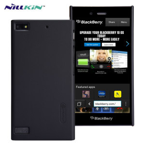 Specifically made for the BlackBerry Z3, this protective black hard shell case will shield your phone from everyday knocks and drops.