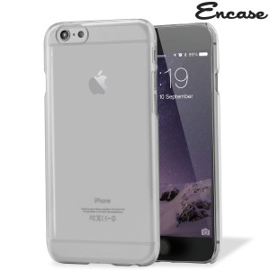 Encase iPhone 6S Plus / 6 Plus Polycarbonate Shell Case - 100% Clear