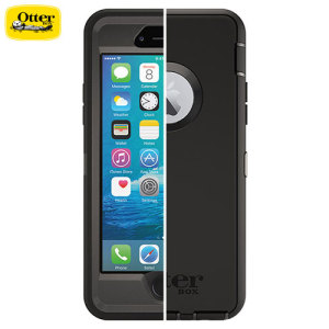 Protect your iPhone 6s / 6 with the toughest and most protective case on the market - the black OtterBox Defender Series. Fully compatible with force touch, you can continue to use all of your iPhone's features whilst keeping it fully protected.