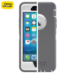 Protect your iPhone 6S / 6 with the toughest and most protective case on the market - the glacier OtterBox Defender Series.