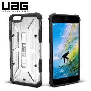Funda iPhone 6s Plus / 6 Plus UAG Maverick - Transparente