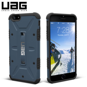 Coque iPhone 6S Plus / 6 Plus UAG Protective Aero - Bleue